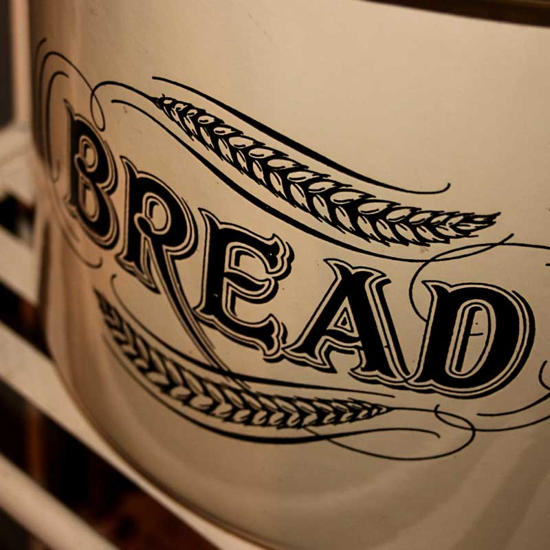 Image of Cooper and Cooper bread bin