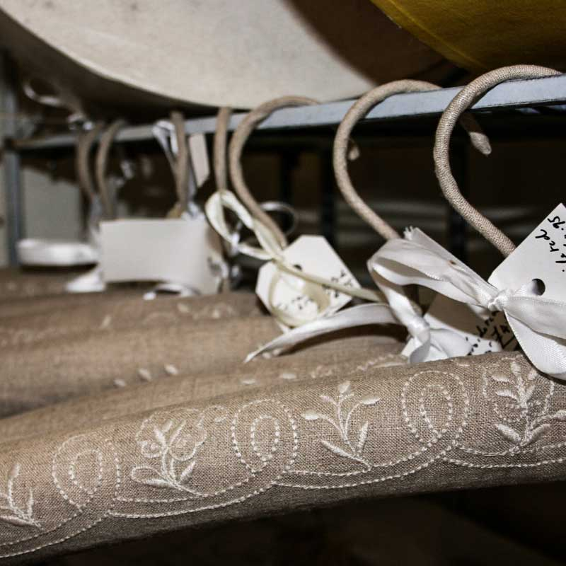 Image of Cooper and Cooper clothes hangers