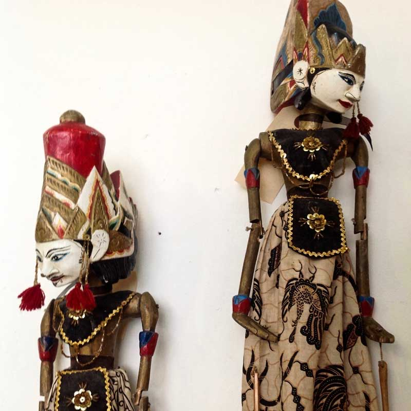 Image of Cooper and Cooper dolls