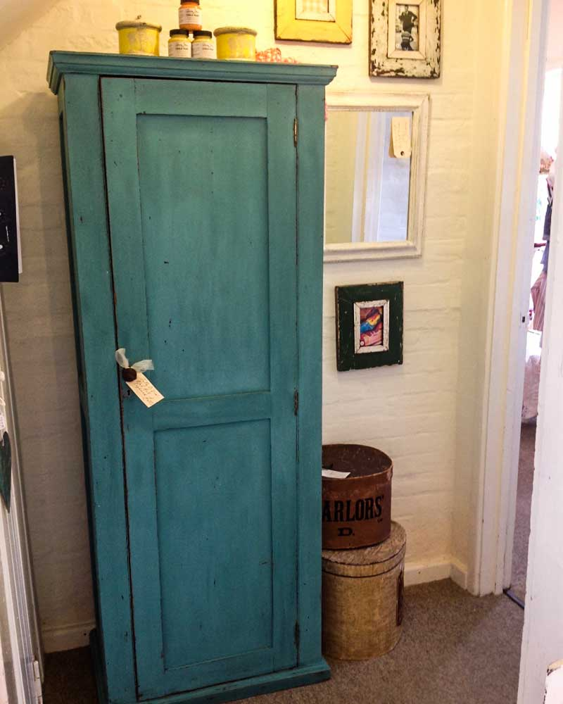 Image of Cooper and Cooper coat cupboard