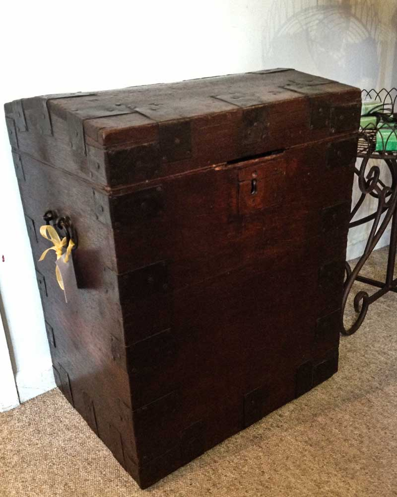 Image of Cooper and Cooper chest