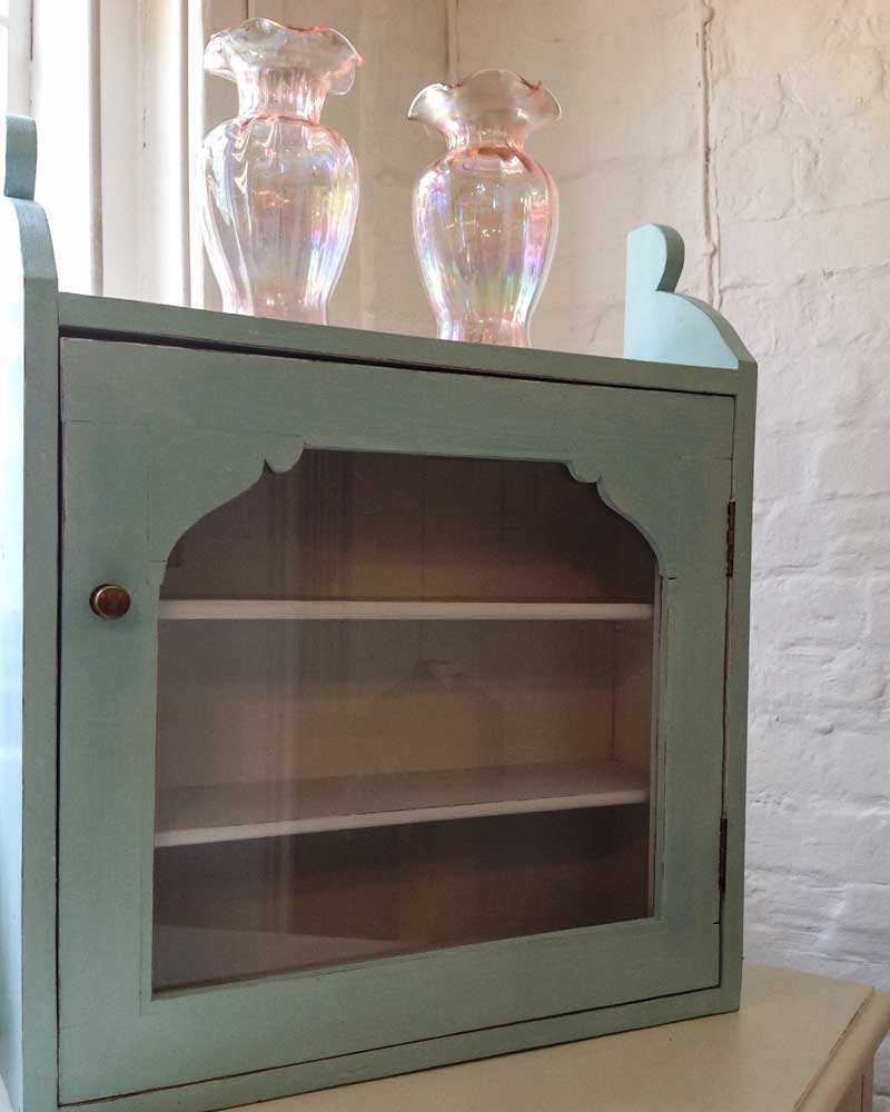 Image of Cooper and Cooper glass cabinet