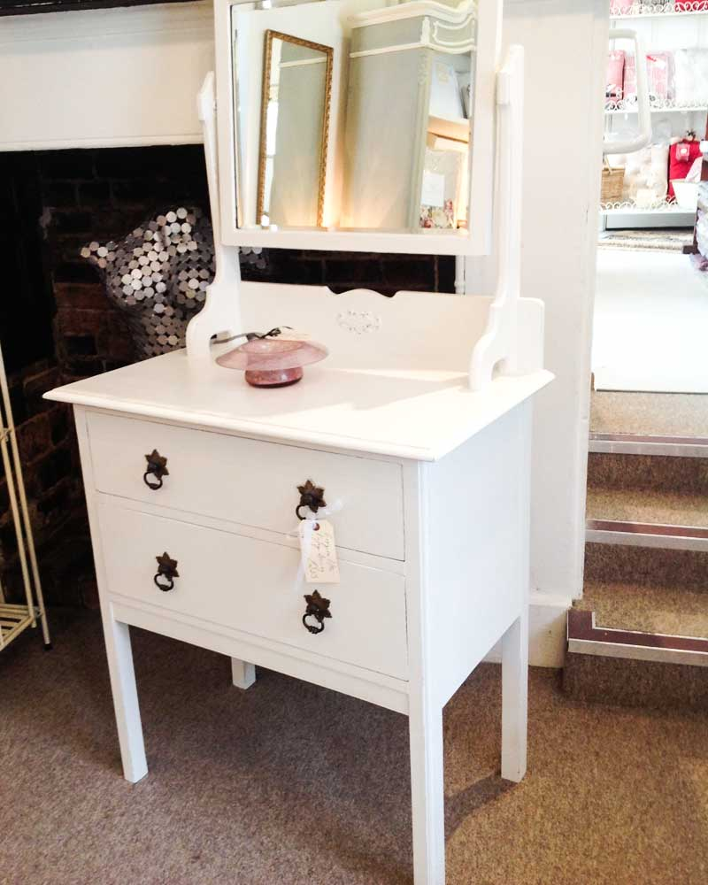 Image of Cooper and Cooper drawer and mirror combo